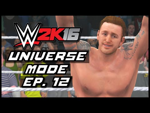 WWE 2K16   Universe Mode - 'LESNAR VS SLATER III'   #12