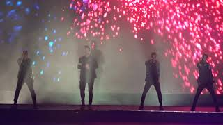 Gambar cover Westlife - Hello My Love Twenty Tour Singapore 10 August 2019