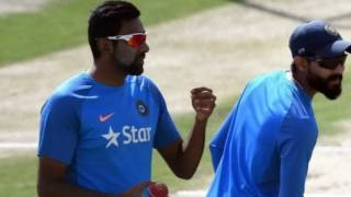 Ravichandran Ashwin in ICC Test ranking, Jadeja retains first spot
