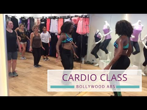 1 hr Bollywood Inspired Cardio Class | Bollywood Abs