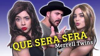 Video Que Sera Sera 2 - Merrell Twins w/Dominic DeAngelis download MP3, 3GP, MP4, WEBM, AVI, FLV Desember 2017