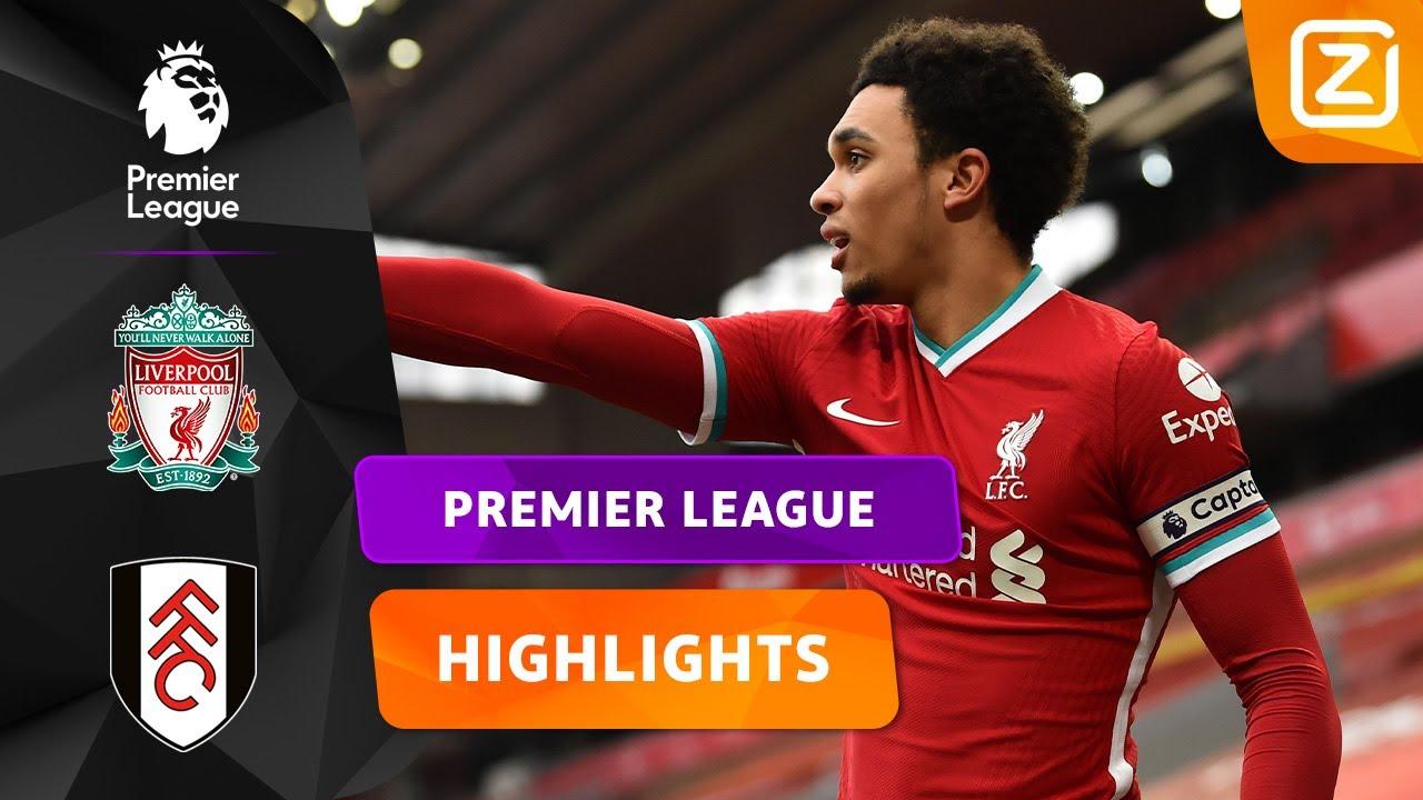 'THE REDS' HEBBEN HET WEER LASTIG.. 😕 | Liverpool vs Fulham | Premier League 2020/21 | Samenvatting