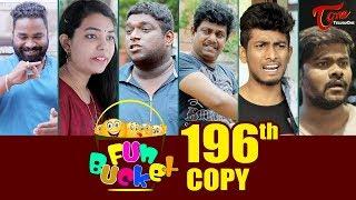 Fun Bucket | 196th Episode | Funny Videos | Telugu Comedy Web Series | Harsha Annavarapu | TeluguOne