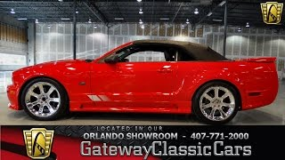 2006 Ford Saleen S281 Mustang Gateway Classic Cars Orlando #155