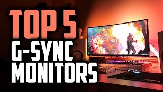Best G-Sync Monitors in 2019   Make Your Games SMOOTHER!