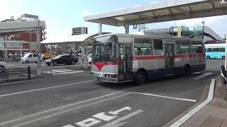 路線バスで山間の鄙びた温泉へ2(南国交通バスで鹿児島県 川内高城温泉へ)