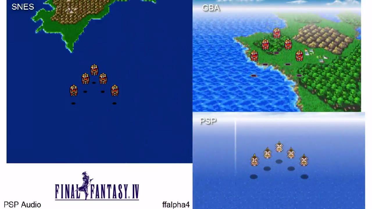 SNES] Final Fantasy IV - Retranslation JAP->DE - On the fly ...