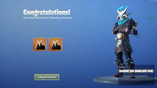 "Fortnite: Challenges/ nBKg unlocks a *NEW* skin style for ""Ragnarok"" (Stage 5) #sk8NPLay #nBKg"