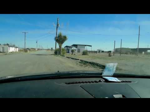 (LORDSBURG)  A town that used to be