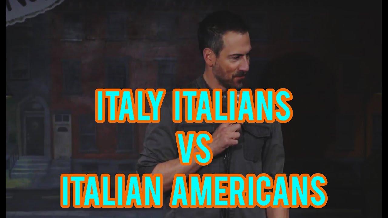 Download Italy Italians vs Italian Americans