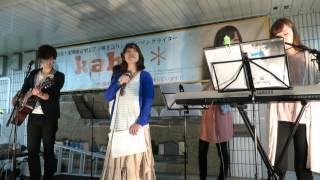 合同「Home Sweet Home(YUKI:カバー)」2015/5/16@戸塚フェスカフェ