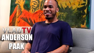 Anderson Paak on Making