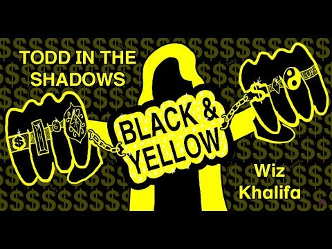 Black And Yellow By Wiz Khalifa - Roblox Music Video