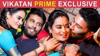 சிவா அத்தான் ப்ரொபோஸ் பண்ண அந்த மொமெண்ட் ...  Suja And Shiva Kumar Love Story