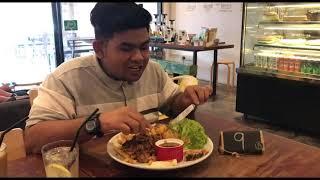 Travelog TPV - Makanan Menarik di Bold Lab Cafe Kota Bharu