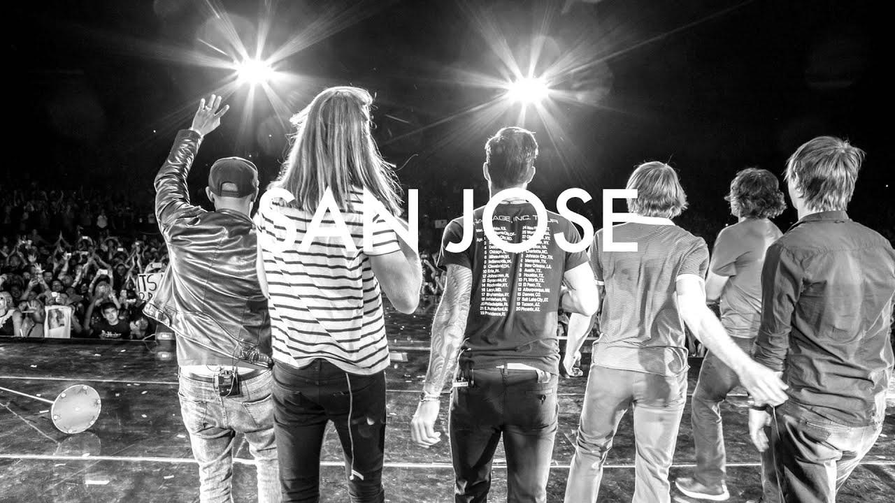 Maroon 5 2015 Tour Teaser