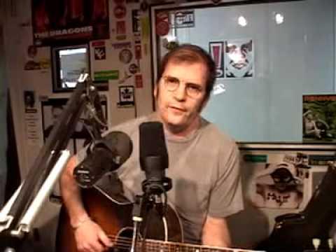 steve earle plays rich mans war on FM 949