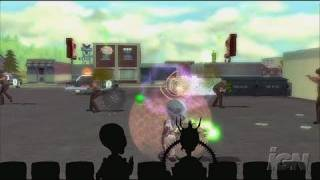 Destroy All Humans! Big Willy Unleashed Nintendo Wii Video