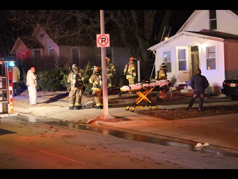 Southeast Omaha house fire brought under control