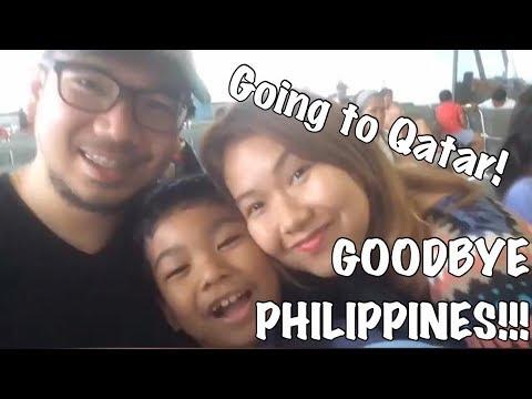 Goodbye Philippines! | VLOG#1