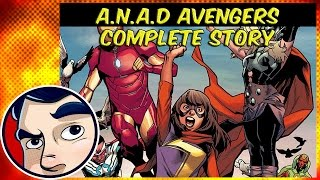 "All new All Different Avengers ""Disassembled?"" - Complete Story"