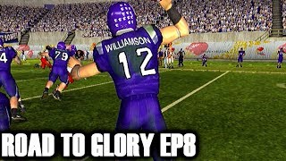 A Quarterbacks Dream or Nightmare NCAA Football 11 Road to glory ep8