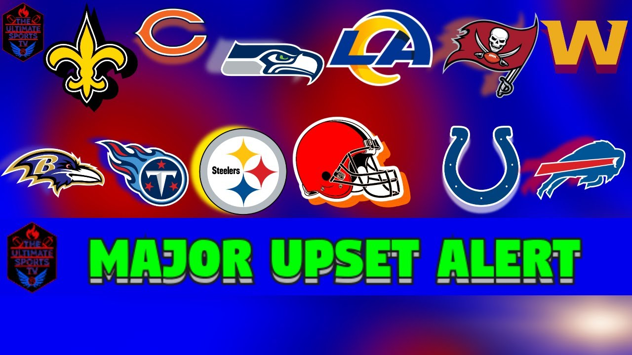 NFL Super Wild Card Weekend Predictions! Upset Of The Year In Place? |NFL| Score/Game Predictions