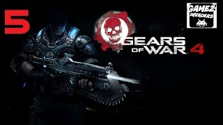 Gears of War 4! Playthrough (Act 1 Chapter 2 - In and Out) Walkthrough 5