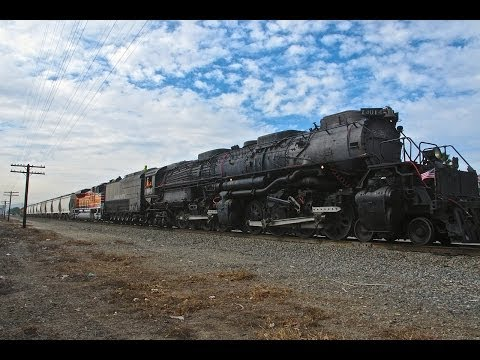 Union Pacific Big Boy 4014 - The New Beginning