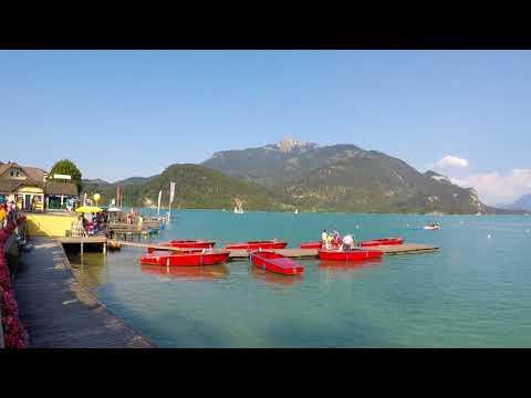 Austrian Lakes, Salzburg, Mondsee