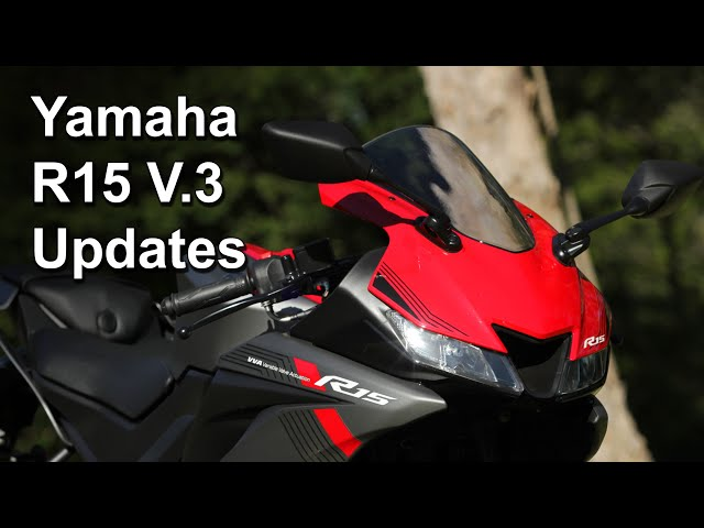 2020 Yamaha R15 V.3 Arrives in Australia - What's New
