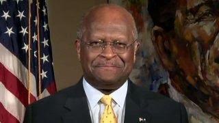 Herman Cain  Media dividing the nation with racist rhetoric