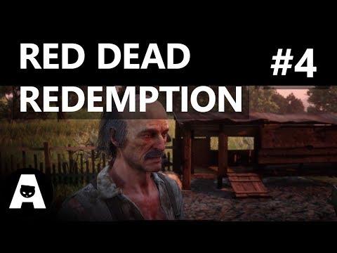 LIRIK plays Red Dead Redemption 2 - Part 4 (Full Playthrough)