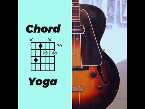 Chord Melody phrases - Chord Yoga Methods (2) #shorts
