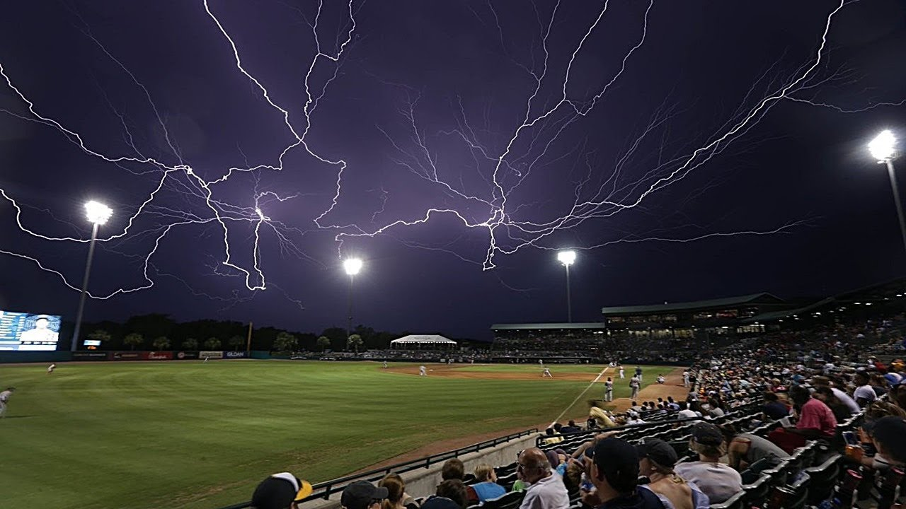 Sports Matches With Crazy Weather