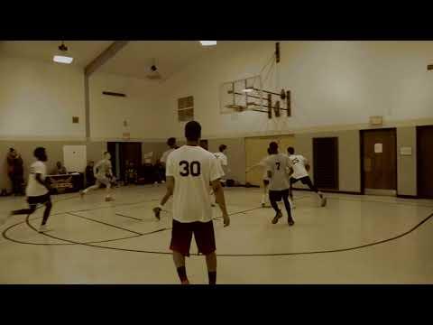Samir Muhammad #30 - 6'3 F/G Class of 2019 Milwaukee Recruiting Event