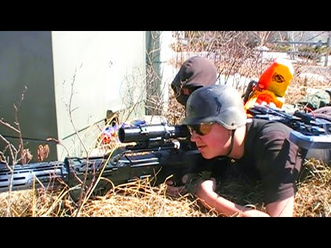 Nerf Squad 1: Operation Torch