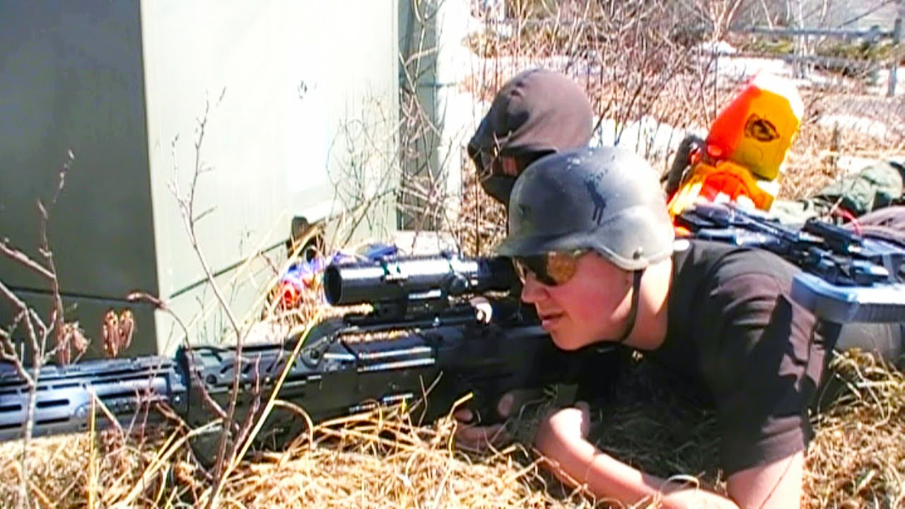 Nerf Squad 1: Operation Torch - YouTube