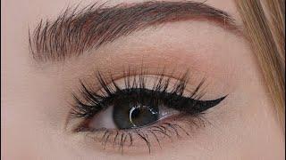 Der perfekte Eyeliner für Anfänger erklärt | Maĸeup Tutorial | Judy R.