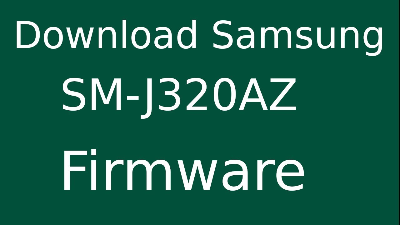 How To Download Samsung Galaxy Amp Prime SM-J320AZ Stock Firmware (Flash  File) For Update Device by WPDisqus