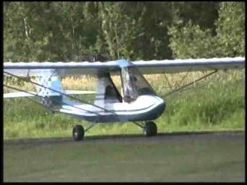 Excalibur Aircraft Gene Hardesty latest.flv