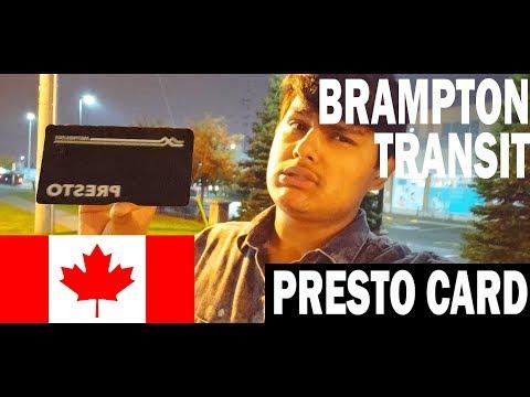 BUSES In CANADA! (PART 2) |VLOG 1| Brampton, Ontario
