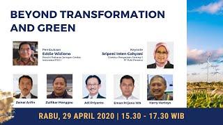 Beyond Transformation & Green - Dorong Bauran Energi 23%-2025 & Turunkan BPP PLN di Daerah 3T