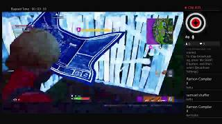 SCARS IN ONE SHOT! WE BROKE THE GAME (Fortnite)