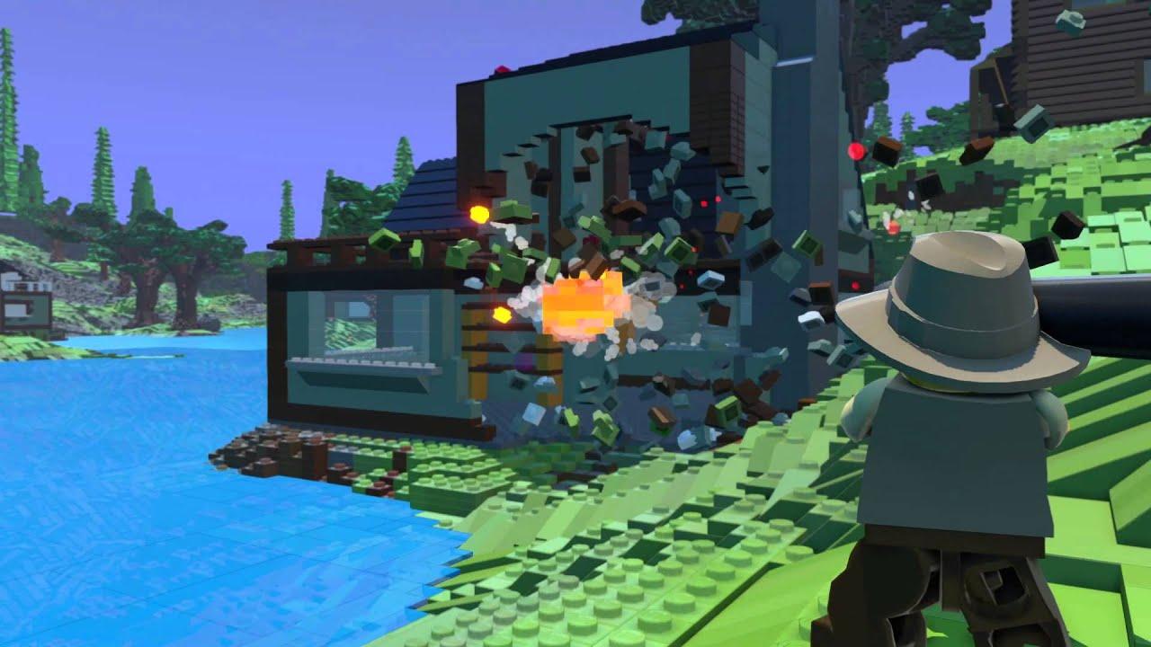 Lego Worlds divulgação