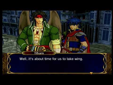 What If Literally Everyone (Except Ike and Elincia) Dies in Fire Emblem Path of Radiance Epilogue
