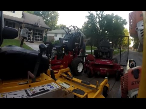 Lawn Care Service is Growing, Vlog #45