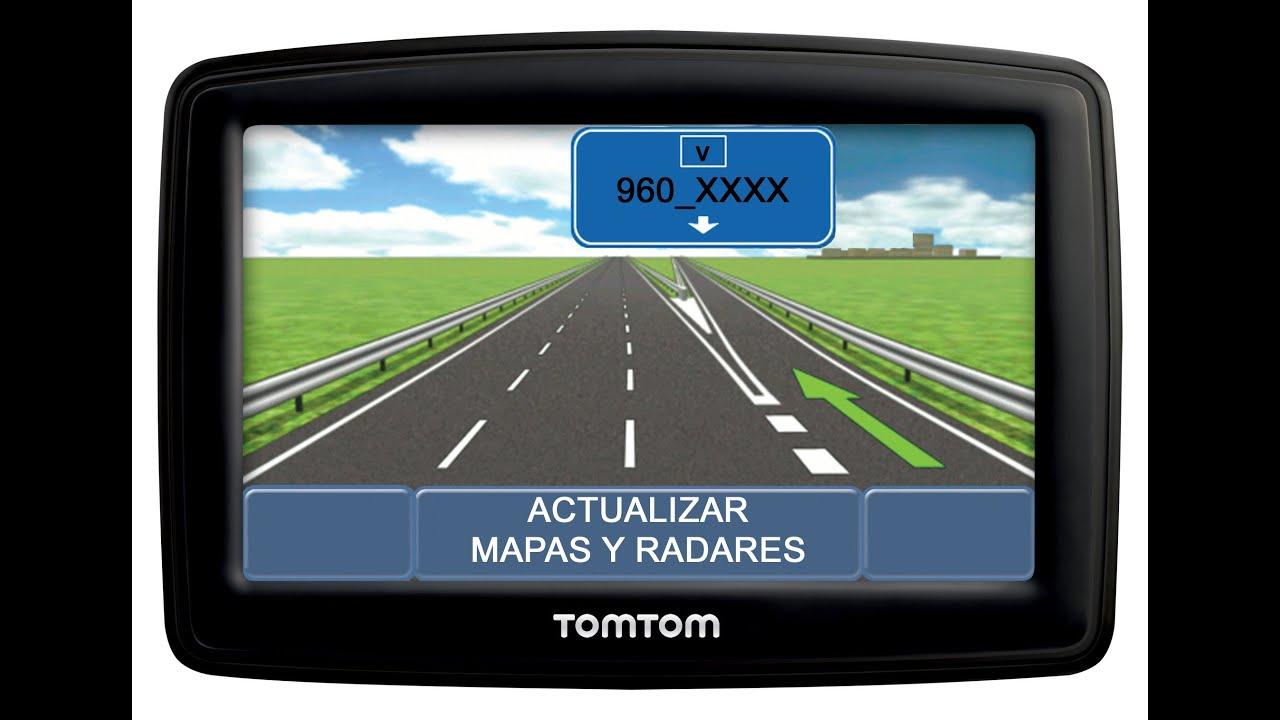 Actualizar Mapa Tomtom Gratis.Actualizar Mapas 960 Xxxx Y Radares Tomtom Gratis