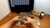 5 сен 2016. Апогей бк-01 является версией легендарного компьютера радио. Впоследствии была выпущена версия с цветным изображением, апогей бк 01ц (но у. 0. Да, я видел в объявлениях, но я купил распакованный.