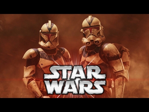 March On The Jedi Temple And Battle Of Utapau Theme Edited